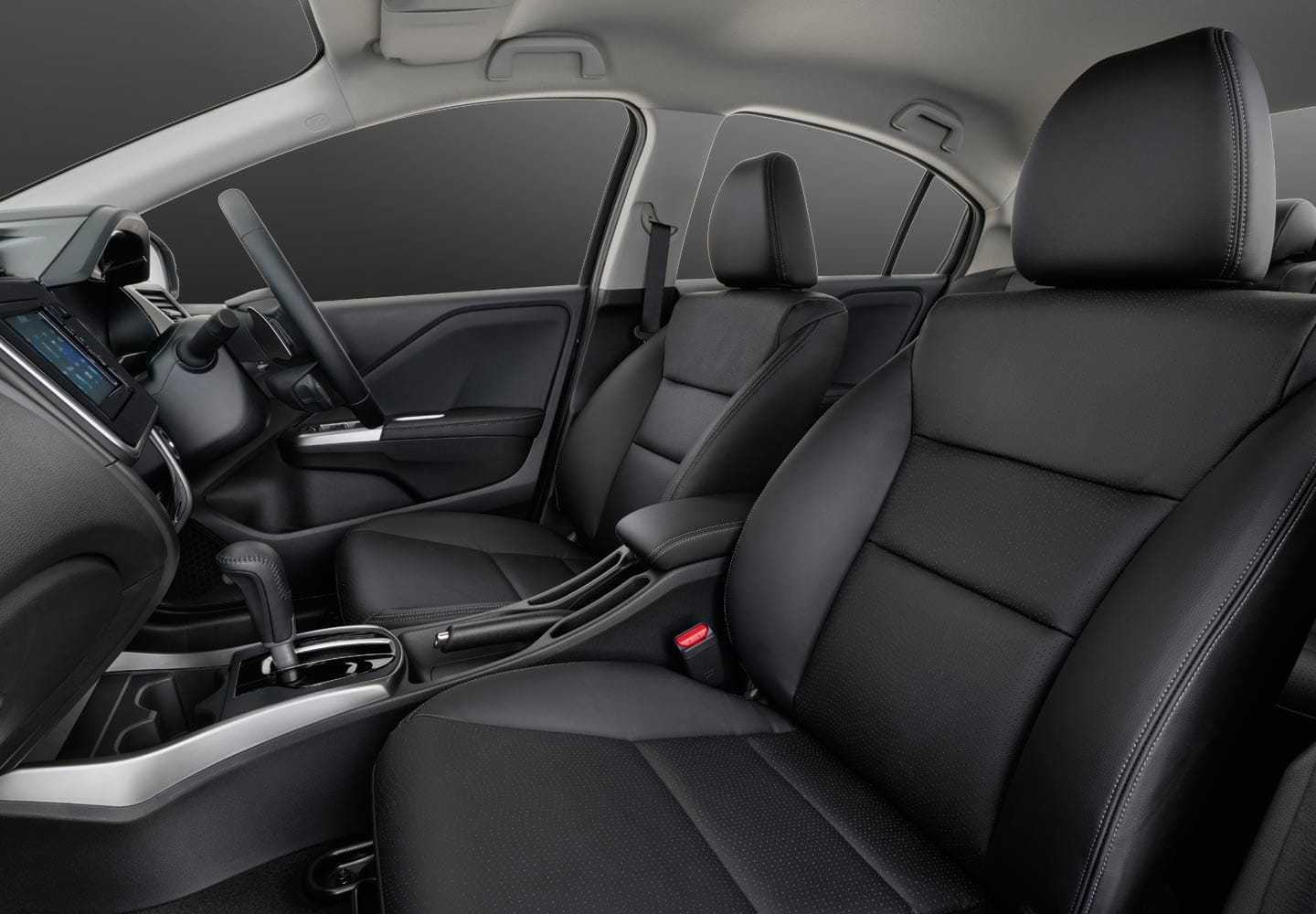 AUTOMATIC TENSIONING SEATBELTS