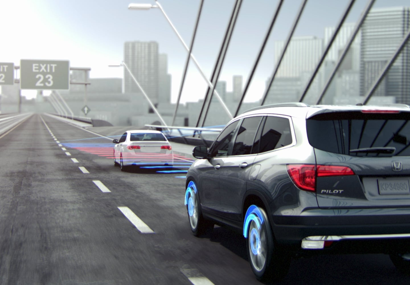 ADAPTIVE CRUISE CONTROL WITH LOW-SPEED FOLLOW