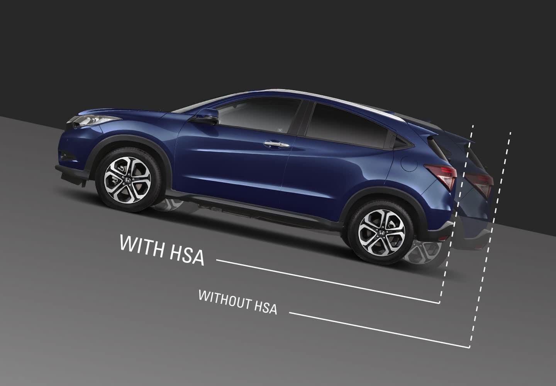 HILL START ASSIST (HSA)